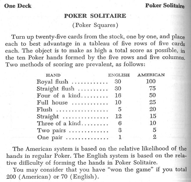 the rules of poker book
